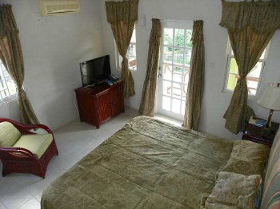 Emerald Ridge Guest House: King's Room