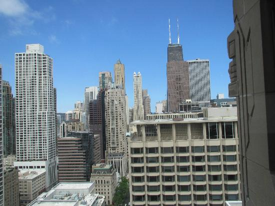 """InterContinental Chicago Magnificent Mile: View from the """"03"""""""