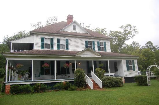 Jarrell 1920 House