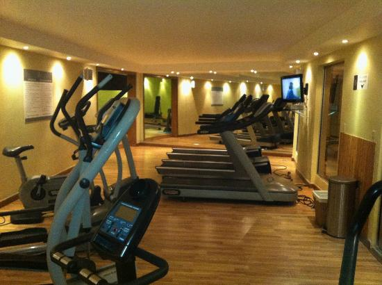 Occidental El Embajador: fitness centre