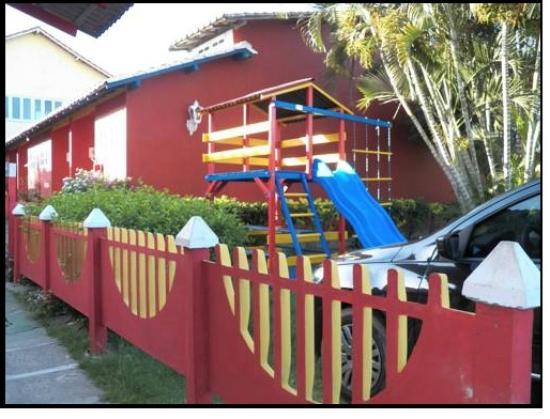 Pousada Solar das Conchas: playground