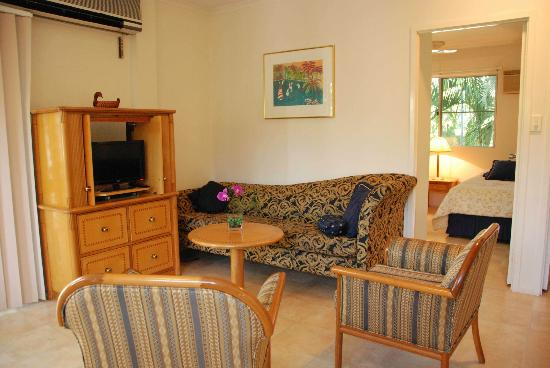 The Palms At Palm Cove: Lovely comfortable rooms