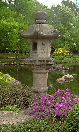 Japanese Garden - Szczytnicki Park: Ogród Japoński