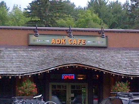 ADK Cafe: Entrance