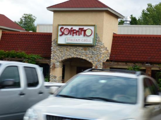 Soffritto Italian Grill Restaurant: Exterior of Soffritto 2012