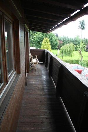 Gartenhotel Toni: Terrace