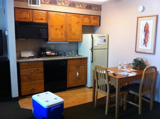 Homewood Suites by Hilton Phoenix / Scottsdale : Küchenzeile