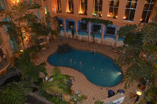 Hotel Palace Royal: Pool