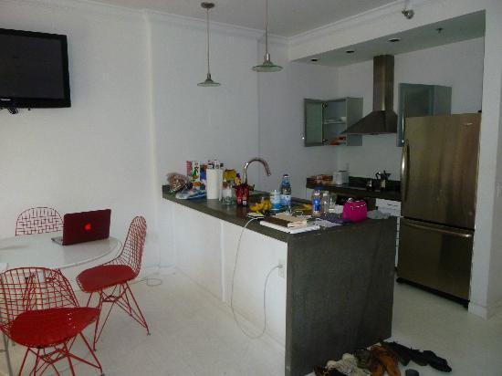 First SoFi: Kitchen