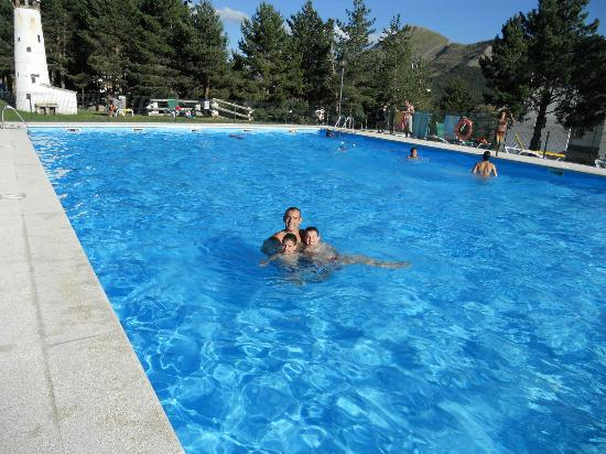 Hotel abba Formigal : Piscina comunal