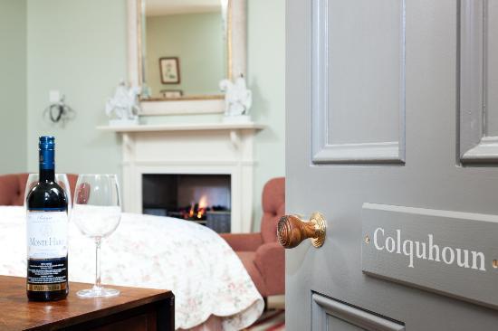 Loch Lomond Arms Hotel: The Colquhoun Room