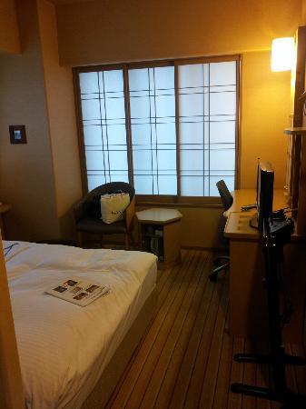 Pearl Hotel Yaesu: tv