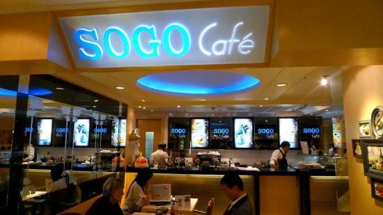 SOGO Cafe
