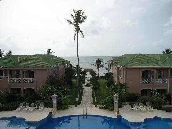 Grand Colony Island Villas: view from 3rd floor condo
