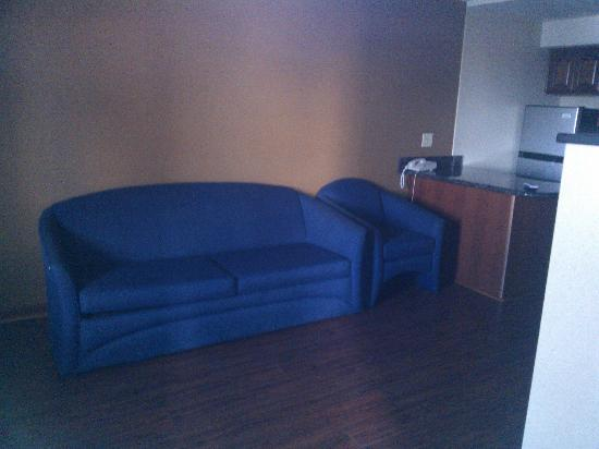 The Hotel Blue: Suite para 4 personas
