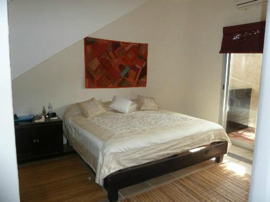 Villas Geminis Boutique Condo Hotel: bedroom 1 bed apt