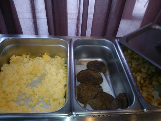 The Hotel Blue: Desayuno continental completo