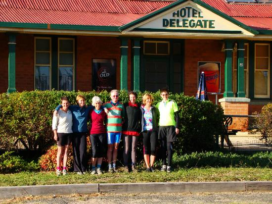Snowy River Cycling Rail Trail Tours: Snowy River Cycling