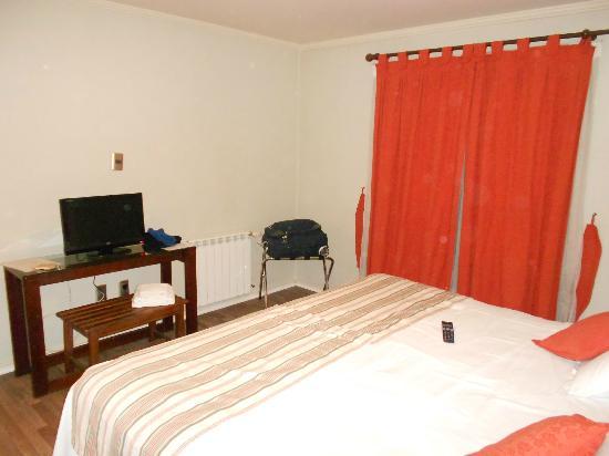 Hotel Carpa Manzano: Vista habitación 02