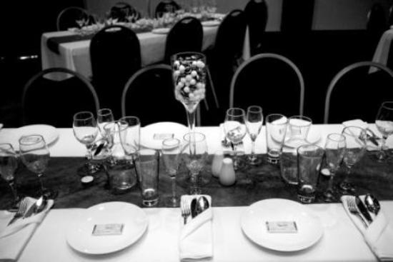 Stellar Restaurant & Bar: A Function setting for a wedding