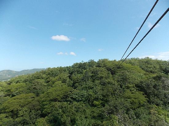 El Guapote, Costa Rica: Canopy Pura Aventura