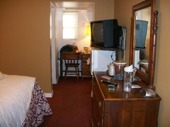 Oak Park Inn: Tight but well thought out