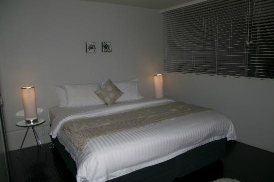 The 150 Apartments By Apartment Hotel Second Bedroom In Loft Overlooking Living