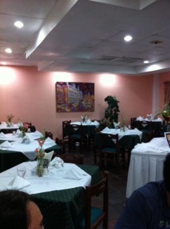 Hotel Cumberland Maracaibo: Restaurante