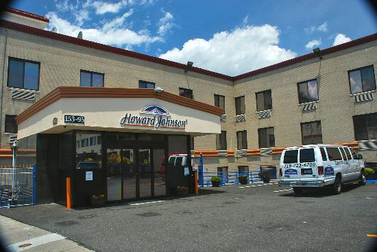 Howard Johnson By Wyndham Jamaica Jfk Airport Nyc Hotel Main Photo