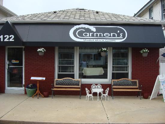 Carmen's : Outside