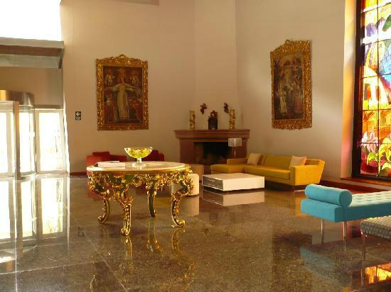 Aranwa Sacred Valley Hotel & Wellness: Agradable ambiente
