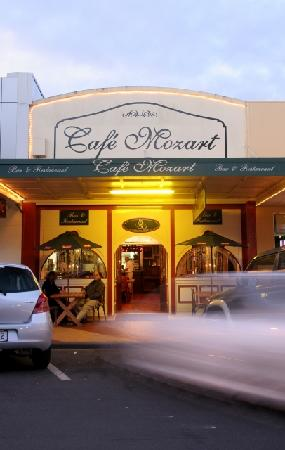 Cafe Restaurant Mozart : Cafe' Mozart, Whangarei