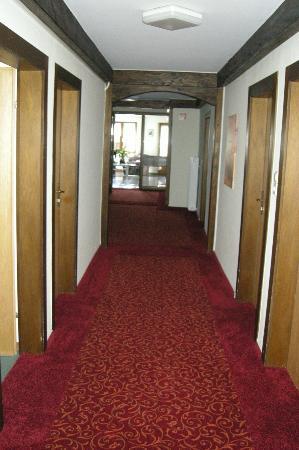 Gasthof Zum Schuetzen: Hallway