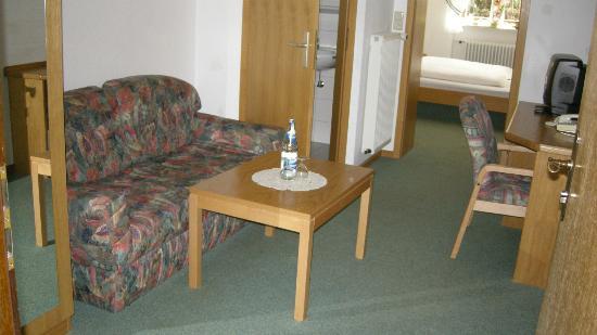 Gasthof Zum Schuetzen: Suite