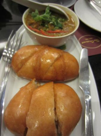 The Orient : the owners travel the whole of Thailand thus the menu has dishes from all over