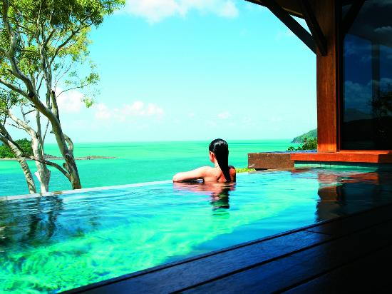 Qualia Resort: Windward Plunge Pool, qualia