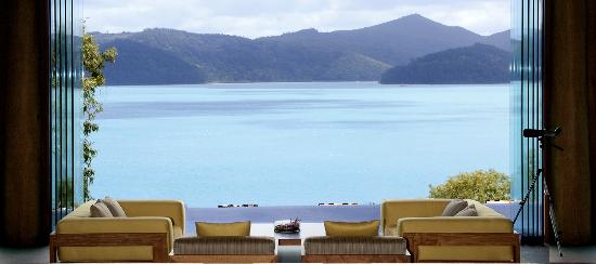 Qualia Resort: Long Pavilion View, qualia