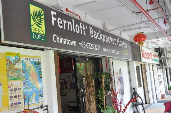 Fernloft China Town: Fernloft Chinatown