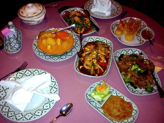 Bangkok cuisine reno