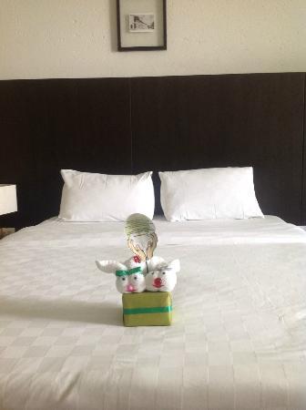 Sugar Palm Grand Hillside: room photo