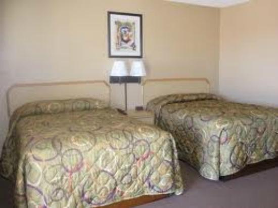 Western Inn Motel: Double Room