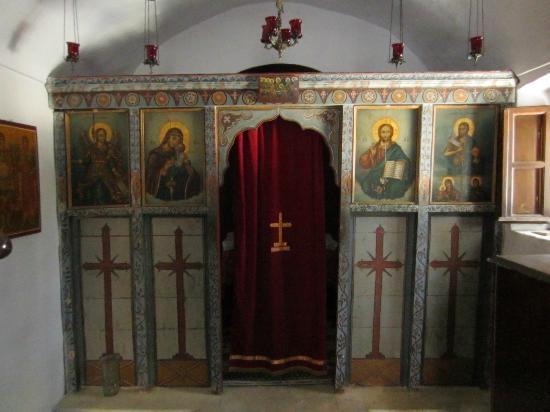 普诺菲提斯山修道院