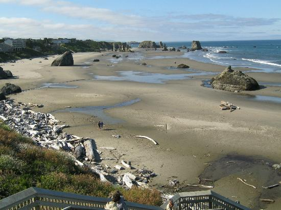 Bandon beach front hotels