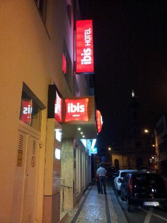 Ibis Braga: Hotel