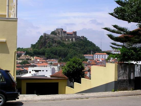 Leiria, Portugal: Castel from a distance
