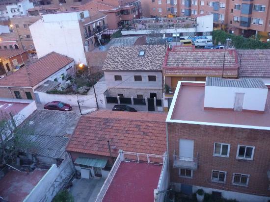 Hotel Villa De Barajas: район возле отеля