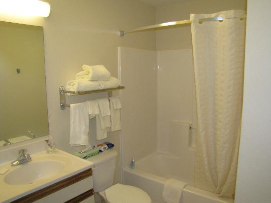 Candlewood Suites Denver - Lakewood: Bathroom