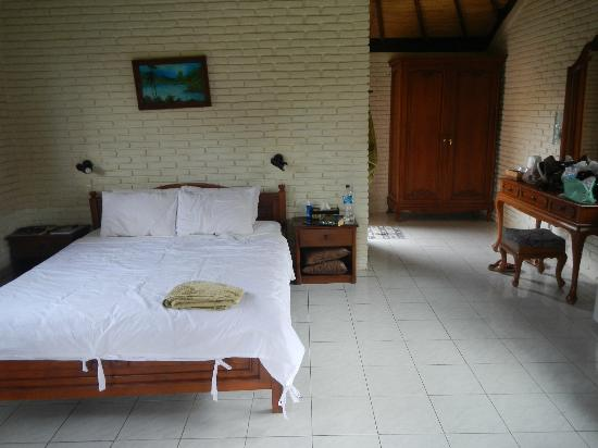 Hidden Paradise Cottages: Bedroom