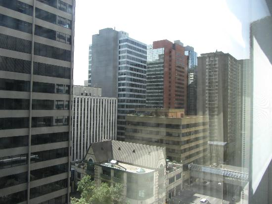 The Westin Calgary: View from Room