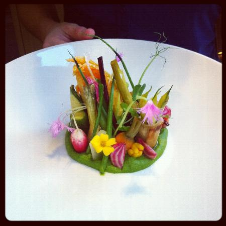 TIAN Experience Taste: Main Course - Summer Vegetables
